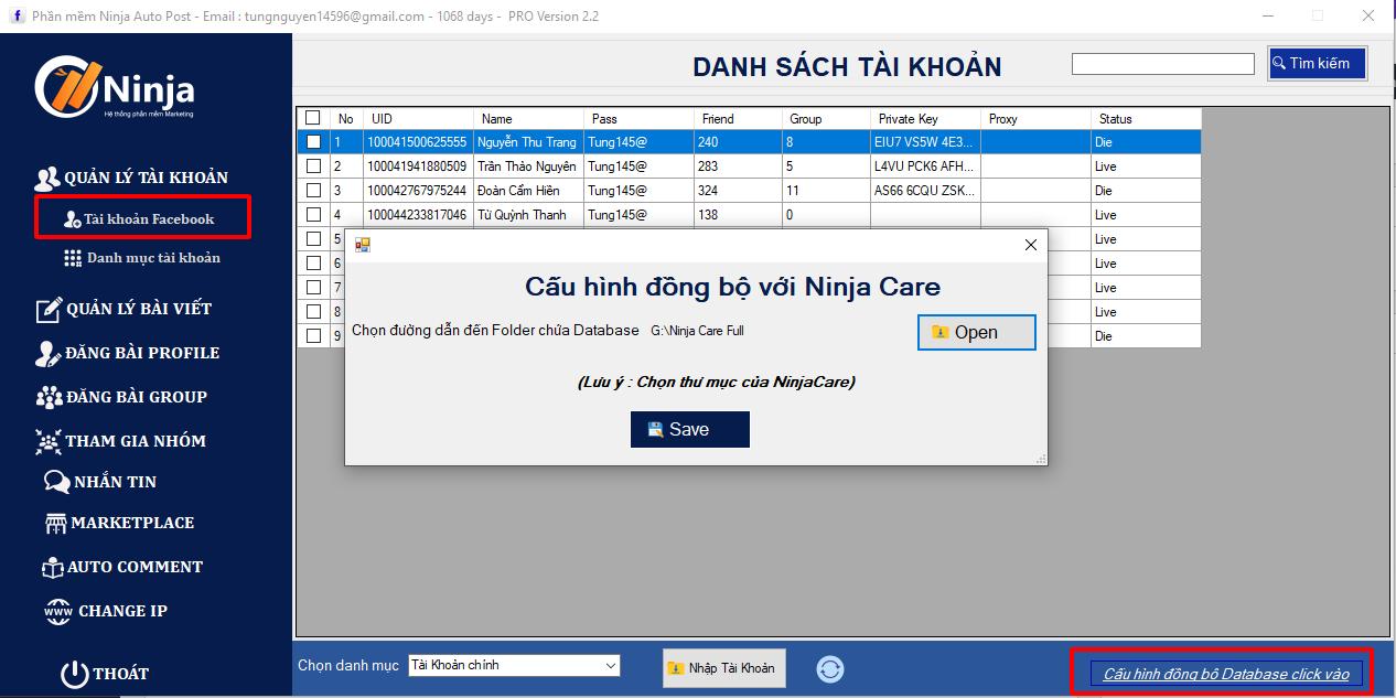 phần mềm đăng bài bán hàng